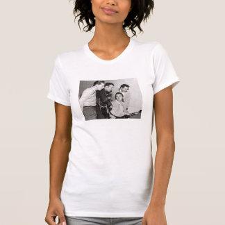 百万のドルの四つ組の写真 Tシャツ
