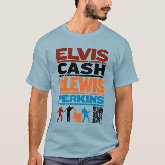 百万のドルの四つ組の名前 Tシャツ