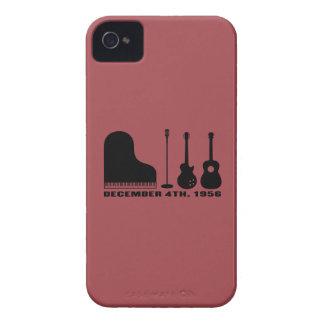 百万匹のドルの四つ組の楽器-黒 Case-Mate iPhone 4 ケース