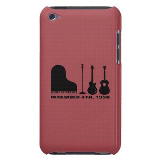 百万匹のドルの四つ組の楽器-黒 Case-Mate iPod TOUCH ケース