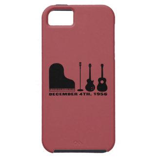 百万匹のドルの四つ組の楽器-黒 iPhone SE/5/5s ケース