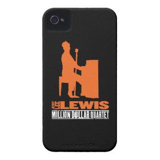 百万匹のドルの四つ組ルイス Case-Mate iPhone 4 ケース