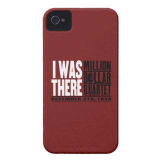 """百万匹のドルの四つ組""""私はそこにいました"""" Case-Mate iPhone 4 ケース"""