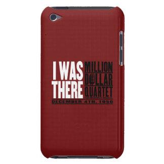 """百万匹のドルの四つ組""""私はそこにいました"""" Case-Mate iPod TOUCH ケース"""
