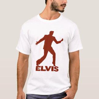 百万匹のドルの四つ組Elvis Tシャツ