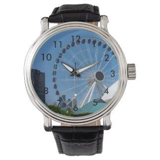 百年間の観覧車 腕時計
