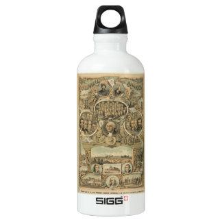 百年間アメリカ(1876年) ウォーターボトル