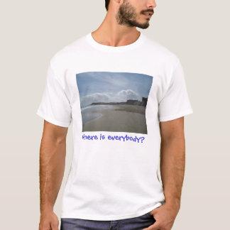 皆があるところ(2及び3) Tシャツ