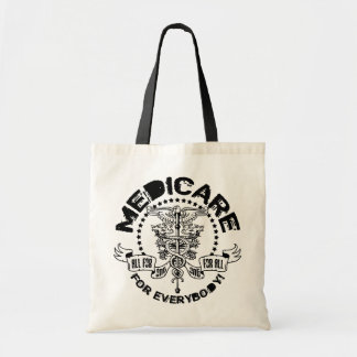 皆のための医療保障 トートバッグ