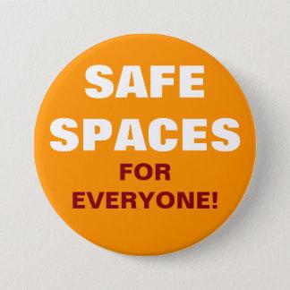 皆のための安全な宇宙! 缶バッジ