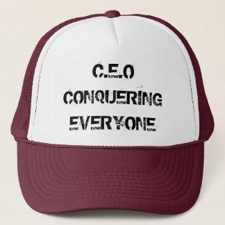 皆を征服するC.E.O キャップ