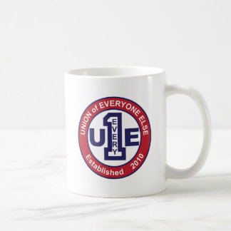皆/白の連合 コーヒーマグカップ