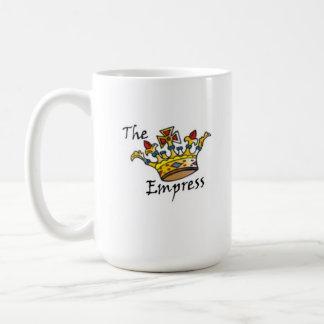 皇后のマグ コーヒーマグカップ