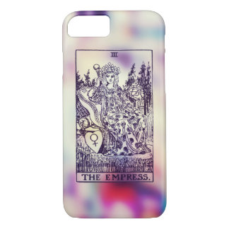 皇后の占いカードのiPhoneの例 iPhone 8/7ケース