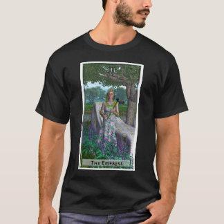 皇后の暗闇のTシャツ Tシャツ