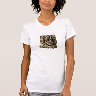 皇后のTシャツの崇敬 Tシャツ