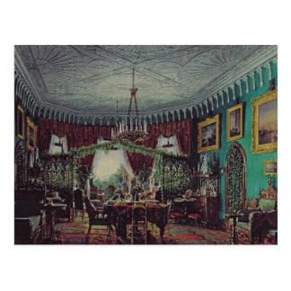 皇后アレキサンドラの応接室 ポストカード