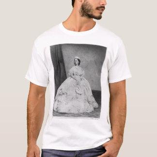皇后Carlota Tシャツ