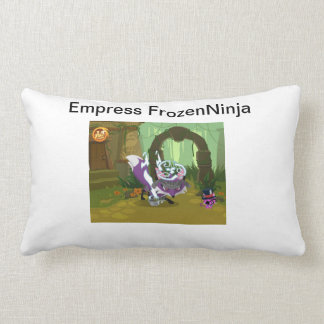 皇后FrozenNinja ランバークッション