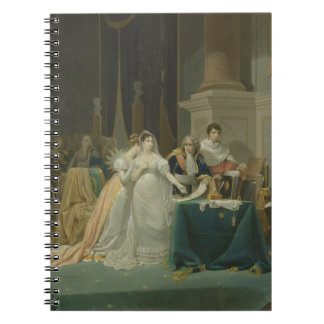 皇后Josephineの離婚(1763-1814年) 1 ノートブック
