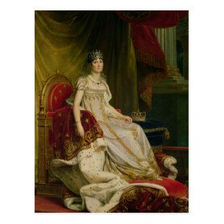皇后Josephine 1808年 ポストカード