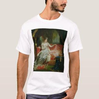 皇后Marieルイーズおよびローマ1812年の王 Tシャツ
