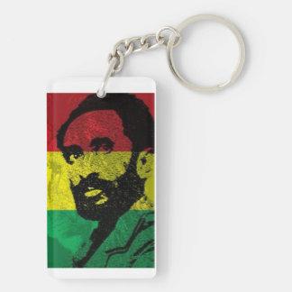 皇后Menen及び王Selassie I Keychain キーホルダー