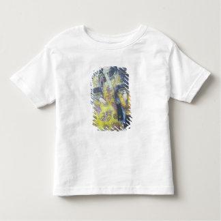 皇太后Cixiのポートレート トドラーTシャツ