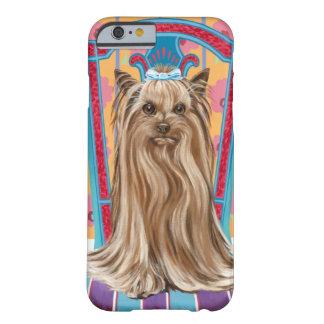 皇太子妃のヨークシャーテリア BARELY THERE iPhone 6 ケース