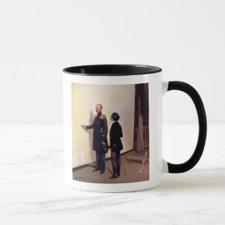 皇帝および芸術家 マグカップ