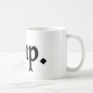 皇帝か皇后 コーヒーマグカップ