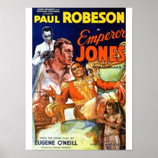 皇帝のジョーンズポスター ポスター