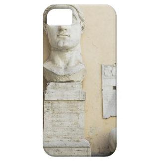皇帝の巨大な彫像の部品 iPhone 5 CASE