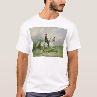 皇帝アレキサンダーのポートレートII 1876年 Tシャツ