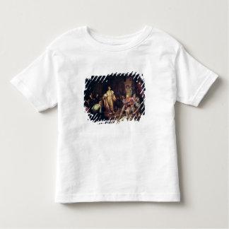 皇帝イヴァンタタールKhanの行為を引き裂くIII トドラーTシャツ