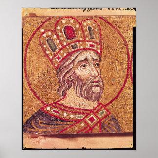 皇帝コンスタンチーヌI素晴らしいの ポスター