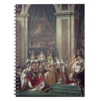 皇帝ナポレオンの神聖化 ノートブック