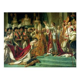 皇帝ナポレオンの神聖化 ポストカード