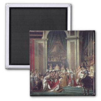 皇帝ナポレオンの神聖化 マグネット
