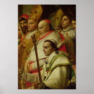 皇帝ナポレオン2の神聖化 ポスター