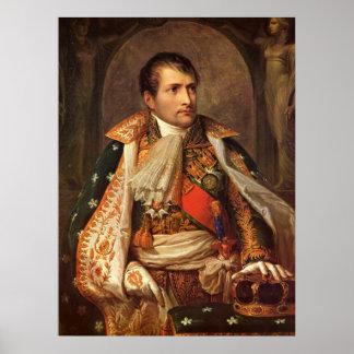 皇帝ナポレオン ポスター