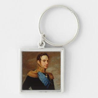 皇帝ニコラスのポートレートI 1826年 キーホルダー