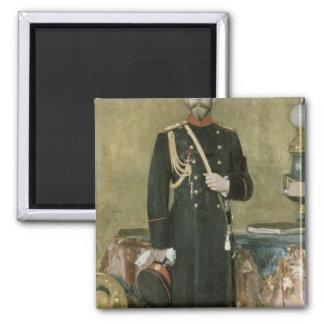 皇帝ニコラスのポートレートII 1895年 マグネット