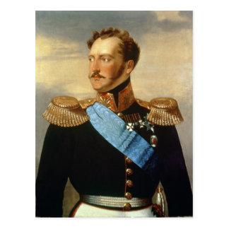 皇帝ニコラスI ポストカード