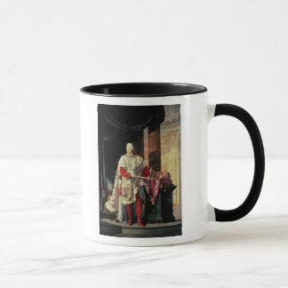 皇帝フランシス島オーストリア、19世紀のI マグカップ