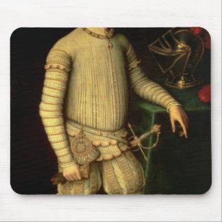 皇帝マクシミリアンのポートレートII 1557年 マウスパッド