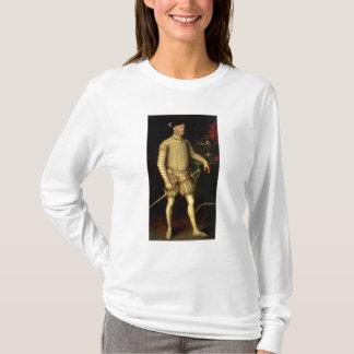 皇帝マクシミリアンのポートレートII 1557年 Tシャツ