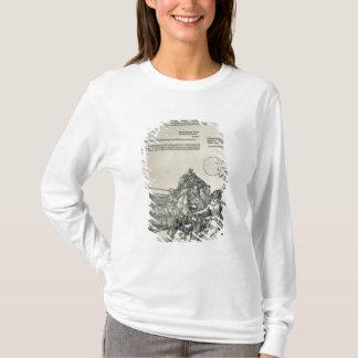 皇帝マクシミリアンの勝利の一人乗り二輪馬車I Tシャツ