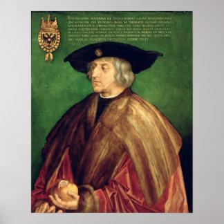 皇帝マクシミリアンI ポスター