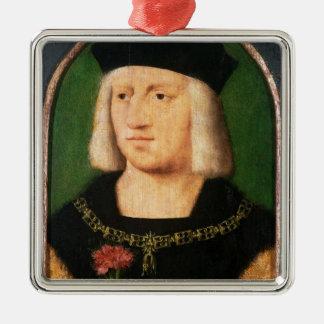 皇帝マクシミリアンI、c.1508-09 メタルオーナメント